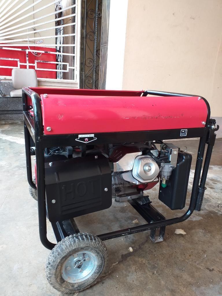 Generador Soldadora 2 Meses de Uso