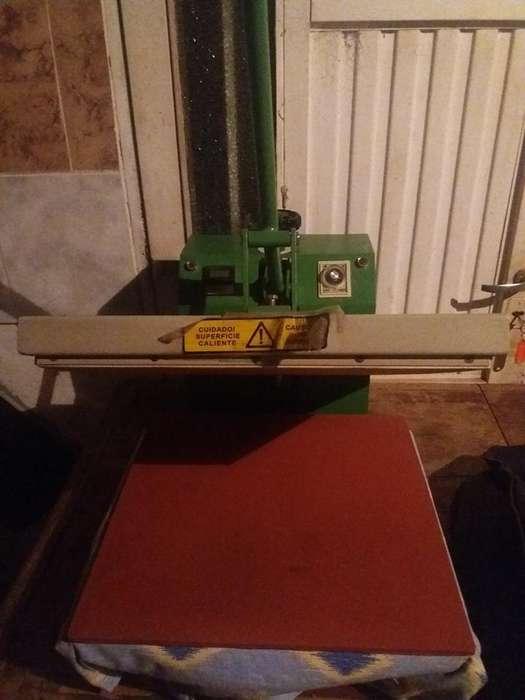 sublimadora 40x40 cm