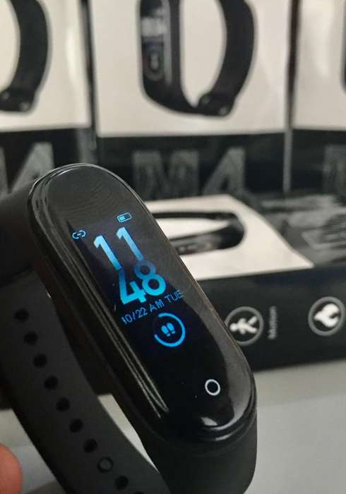 Smart Bracelet ( Reloj Inteligente )