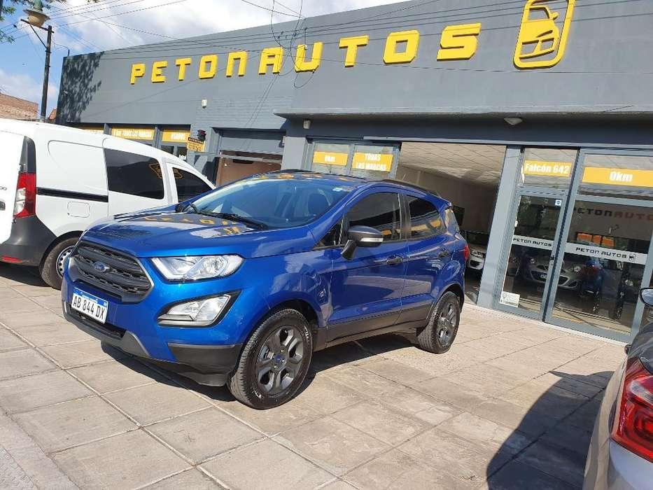 Ford Ecosport 2017 - 25000 km