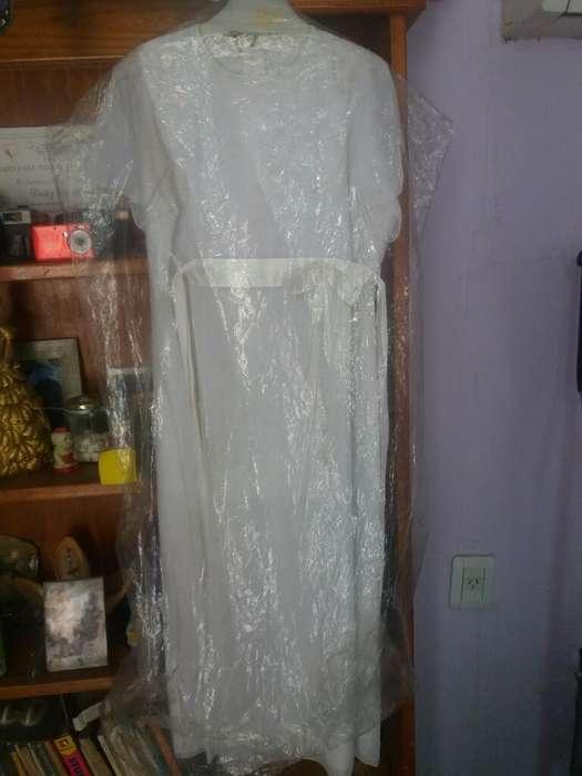 Vestido de Comunion Talle 14
