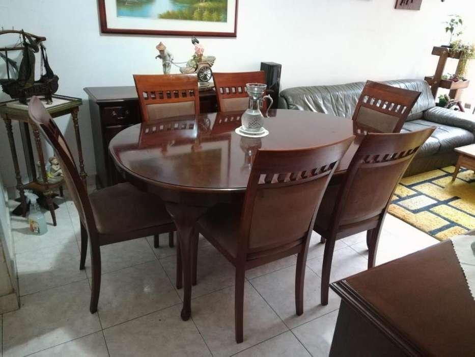 Mueble Mesa Bife <strong>sillas</strong> Comedor