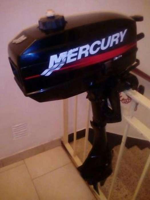 Imperdible Mercury 3.3 Hp. Pata Corta
