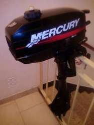 Imperdible Mercury 3.3 Hp. Pata Corta