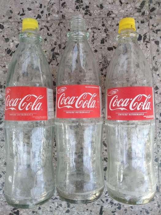 Botella Coca 1.25 L Retornable Almagro