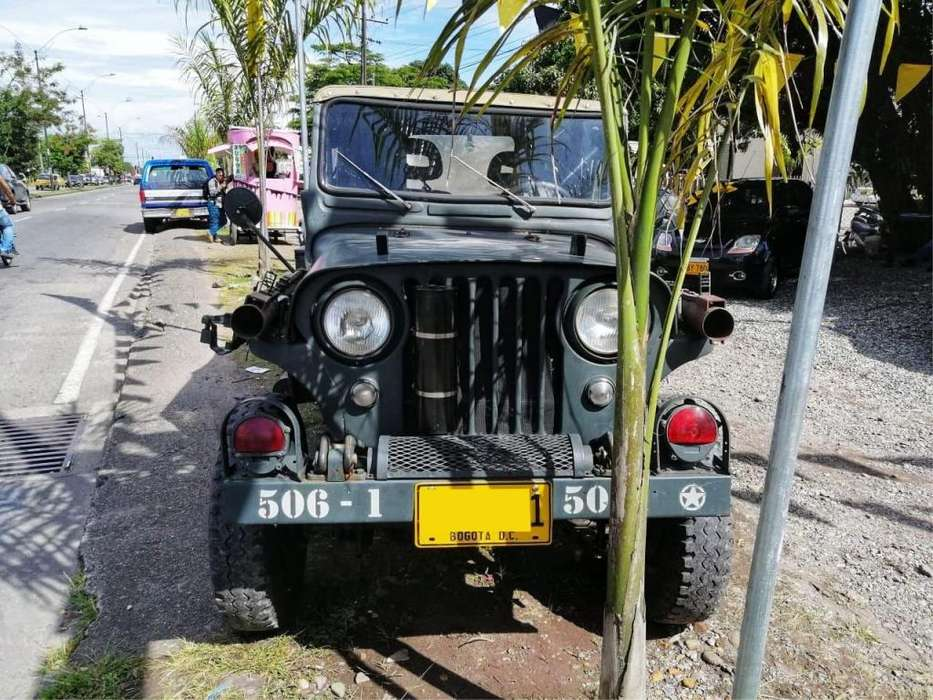JEEP Willys 1946 - 11200 km