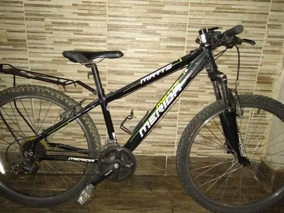 Bicicleta Mérida Matts 40