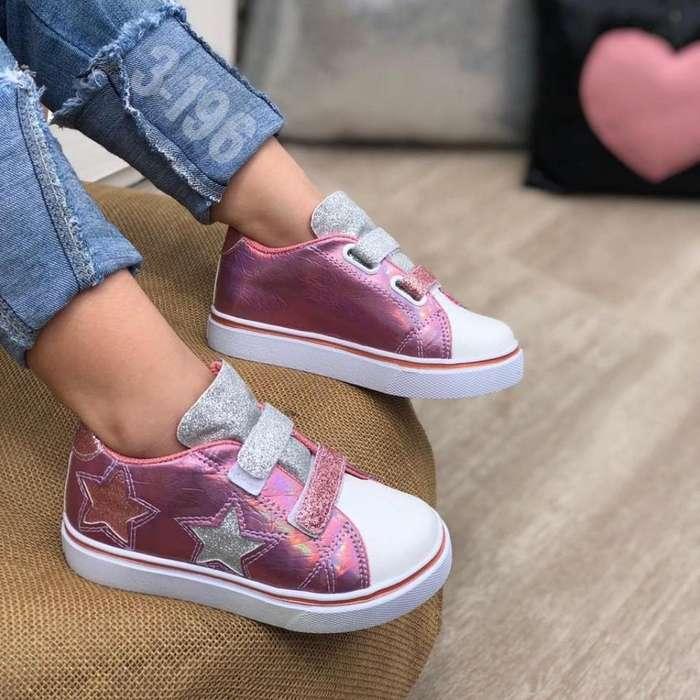 Zapatos de Niñas.