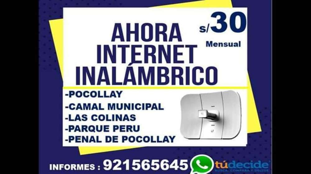 Interner Wifi Pocollay Y Calana