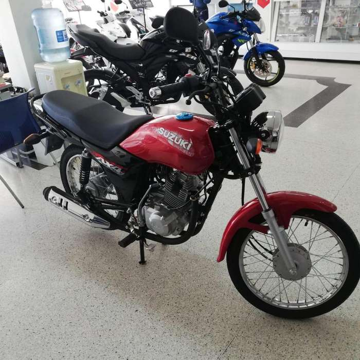Suzuki Ax4 Mod 2020