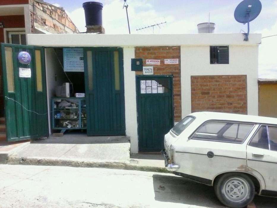 vendo casa lote en barrio san rafael de tunja boyaca