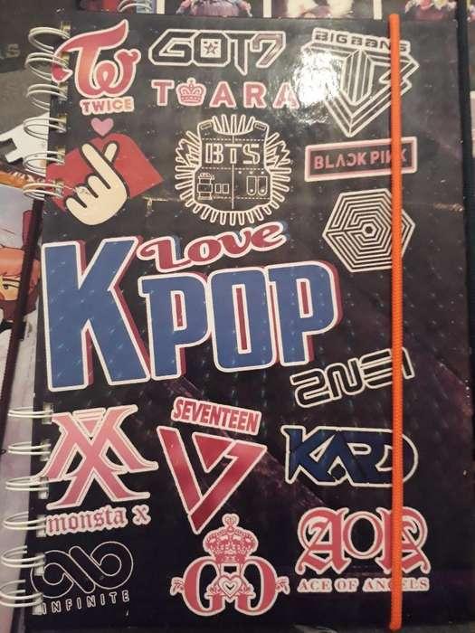 Kpop Agendas
