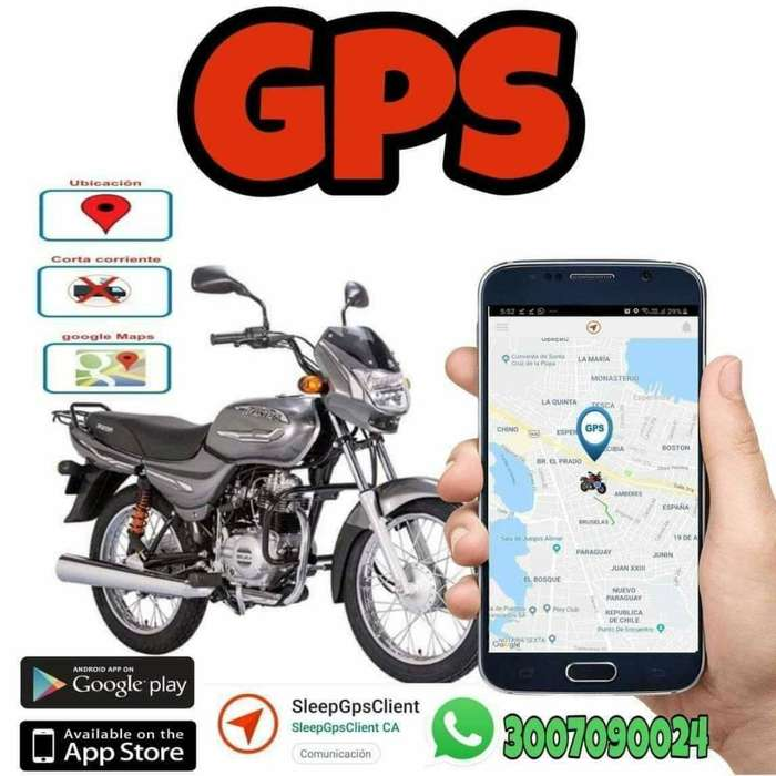 Gps Inteligente para Motos