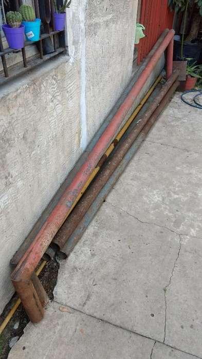 Caño Tubo de Hierro 73 Mm X 5,5 Mm