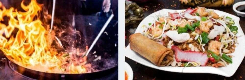 Solicito Cocinero de Comida China