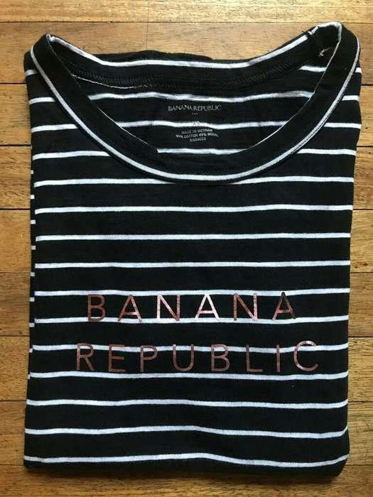 Camisetas Banana Republic