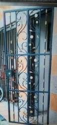 Fabricamos Rejas de Puerta Principal