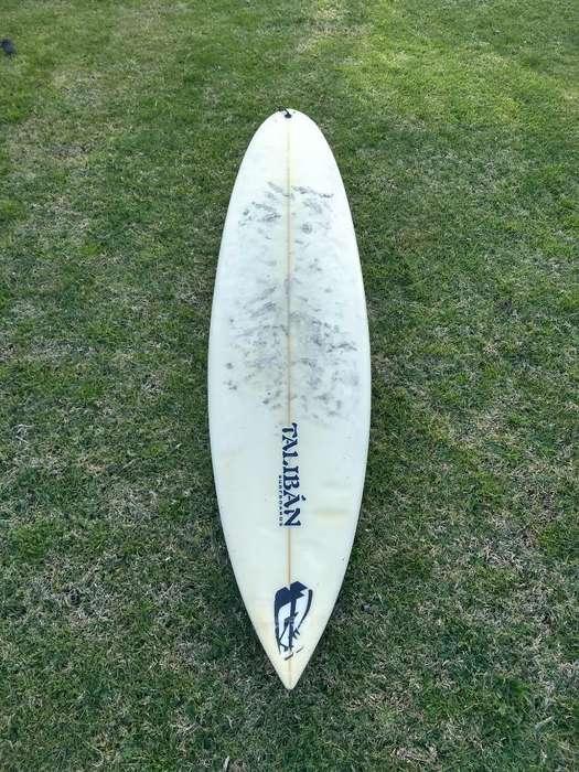 Tabla Surf 6.4 Muy Buen Estado