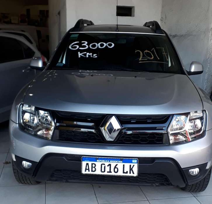 Renault Duster 2017 - 63000 km