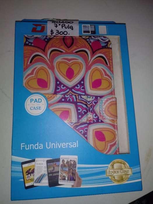 Funda para Tablet 7 Pulg Nueva