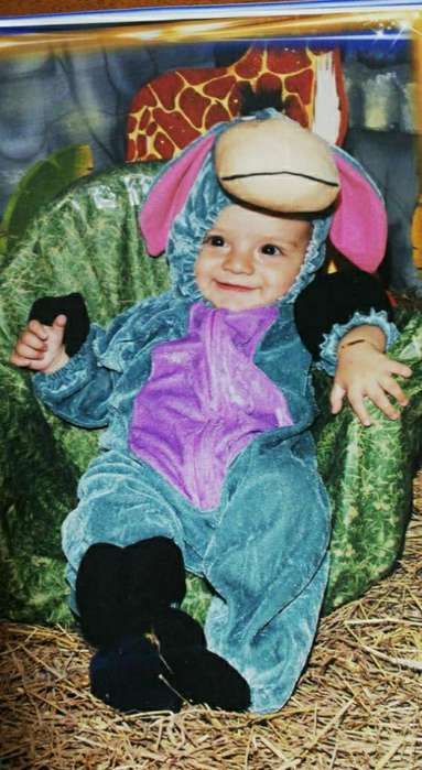 Disfraz de Niño Disney Igor Donkey 12-18