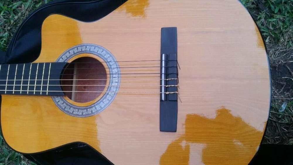 Guitarra Acustica Modelo Cortez Clasico