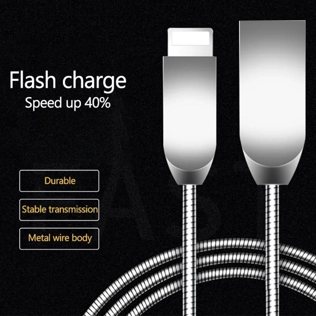 Cables Usb iPhone Metalico