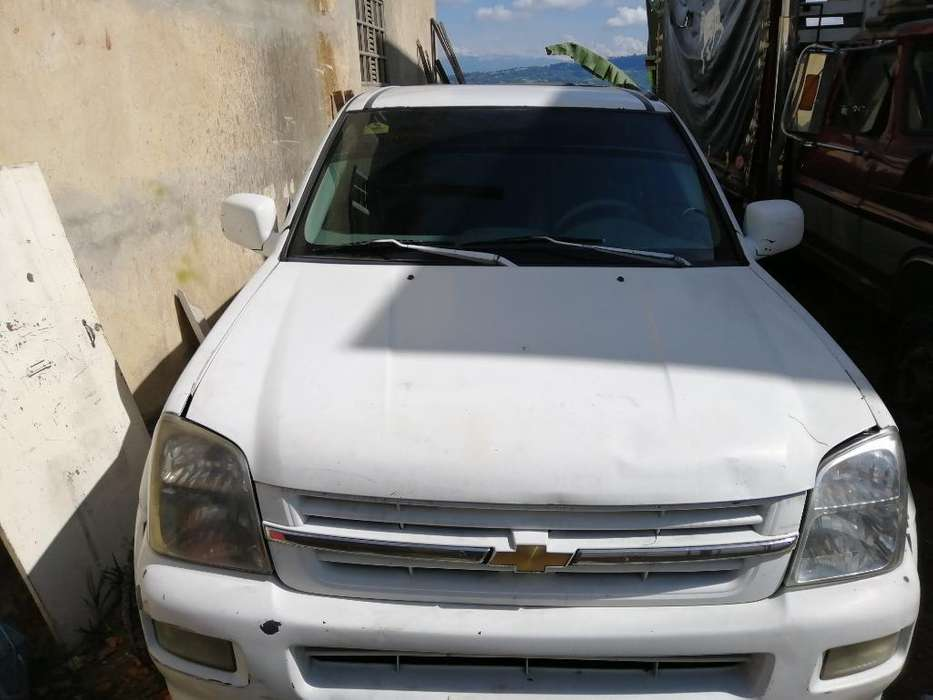 Chevrolet Dmax 2007 - 700000 km