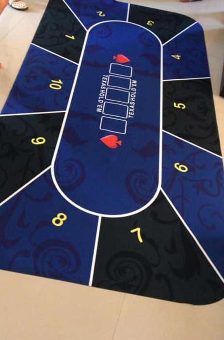 Poker Paño para Mesa