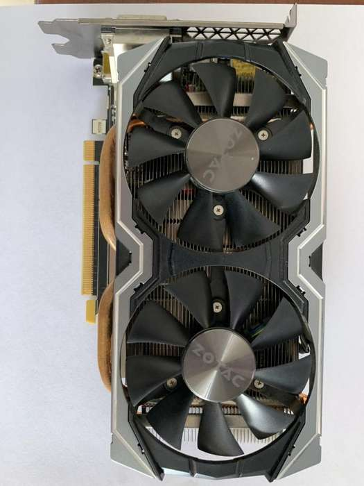 ZOTAC GeForce GTX 1060 AMP Edition 6GB GDDR5