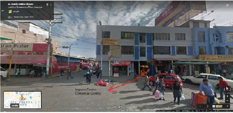 Se Vende Stand Ideal para Deposito en Avelino Centro Comercial Globito
