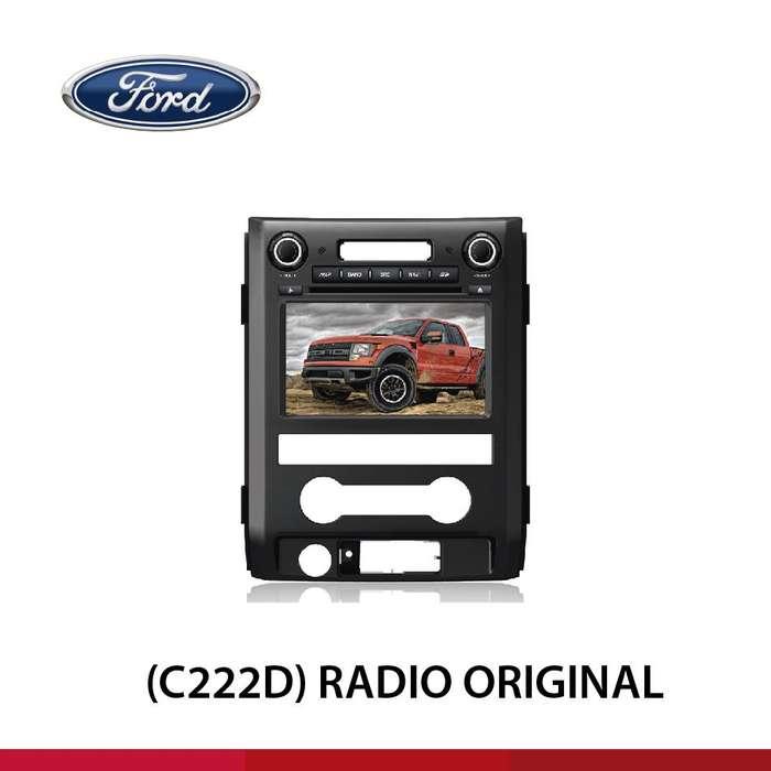 RADIO CON SYNC FORD F150