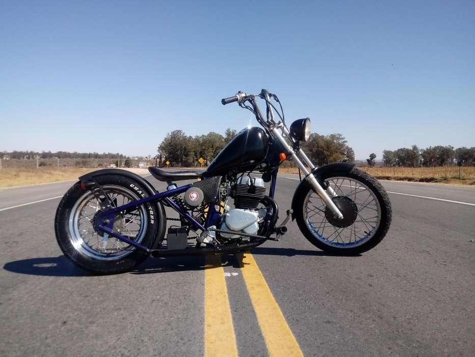 Honda CB250 Nighthawk/ bobber