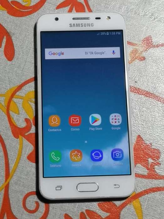 Samsung J5 Prime Libre Impecable Estado