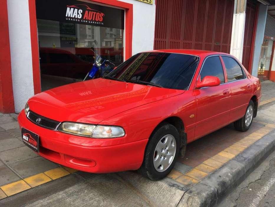 Mazda Matsuri 1995 - 143526 km