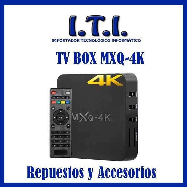 TV-BOX MXQ 4K