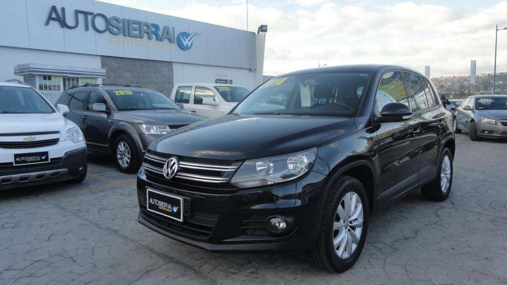 Volkswagen Tiguan 2014 - 82679 km