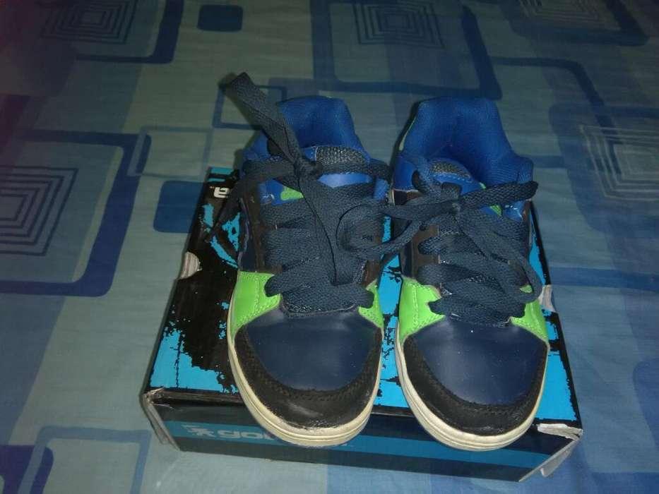 Zapatillas de Niño Talla 28