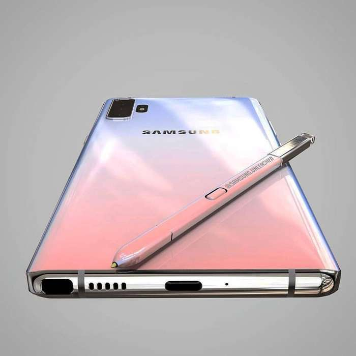 SAMSUNG GALAXY NOTE 10 PLUS 256