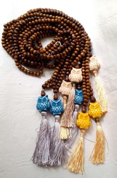 Rosarios Hindues o Japa Mala