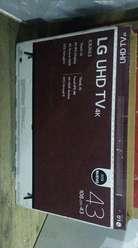 Smart tv LG 43 pulgadas 4k