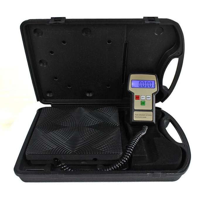 Balanza Digital Electrónica Para Hvac Refrigerante