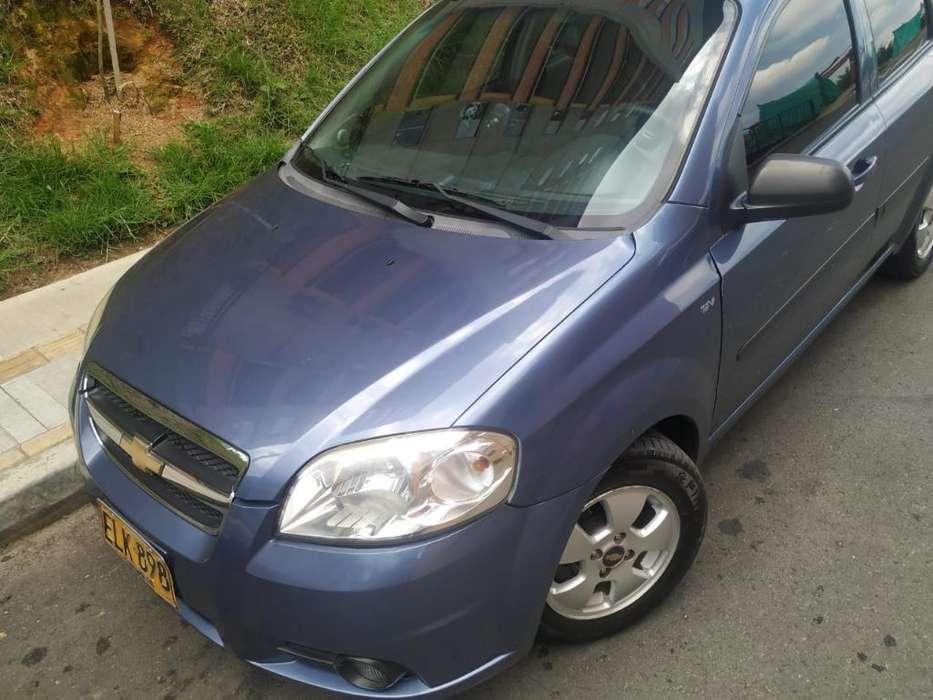 Chevrolet Aveo Emotion 2009 - 151000 km