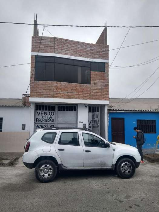 Remato Casa Local Pto Salaverry