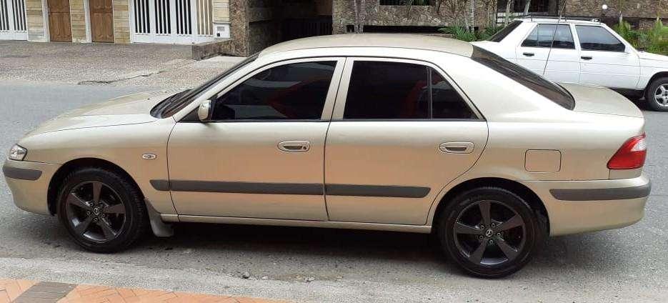 Mazda 626 2002 - 1000 km