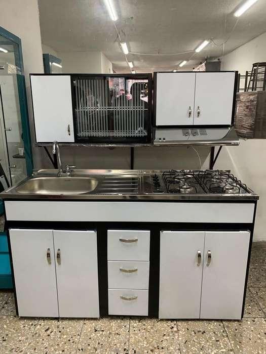 Cocina integral: Muebles - Hogar - Jardin en venta en Bogotá ...