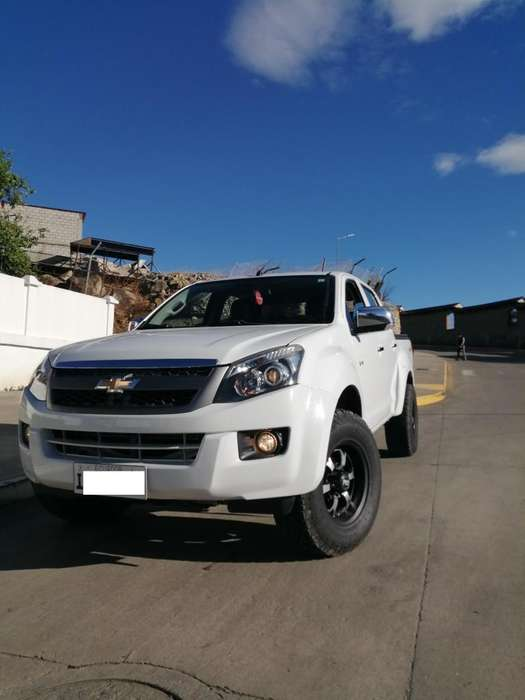 Chevrolet D-Max 2017 - 49500 km