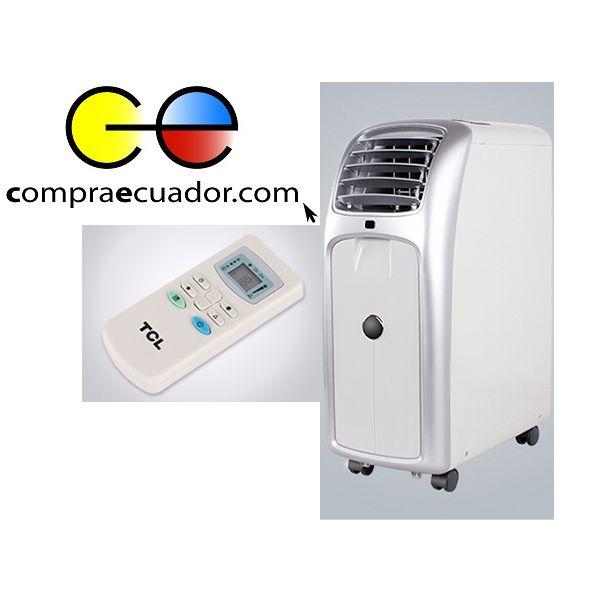 Tcl Aire Acondicionado Portatil 12000 Btu/h 1080w Silencioso