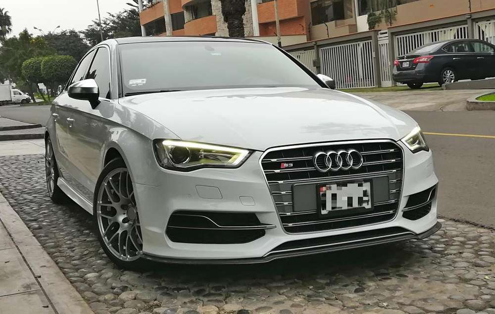 <strong>audi</strong> S3 2015 - 55000 km