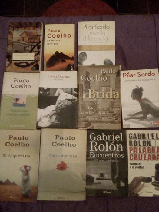 Combo de 11 Libros